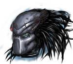 Predator Bio-Helmet