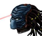 Chopper Predator Bio-Helmet