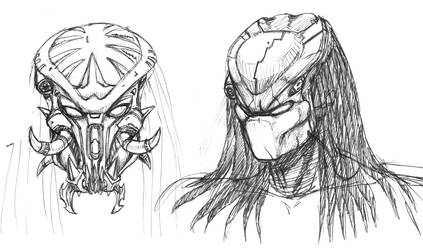 Pred Masks by ButtZilla