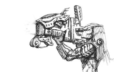 This is my BOOM STICK! by ButtZilla