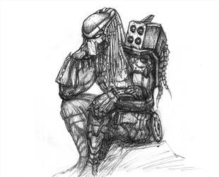PredaThinker by ButtZilla