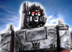 Megatron by ButtZilla