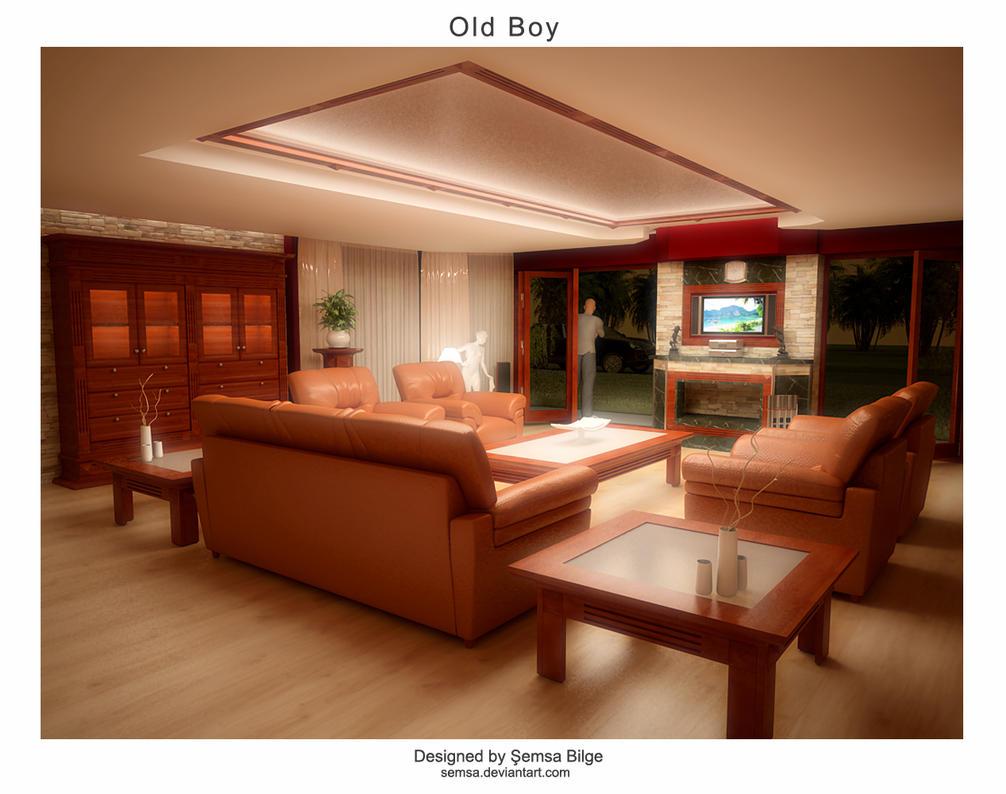 Old Boy - Night by Semsa