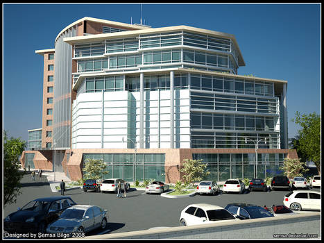 Office Building Part 2