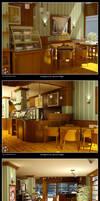 Bookcafe by Semsa