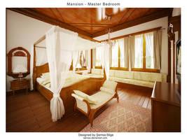 M-Master Bedroom by Semsa