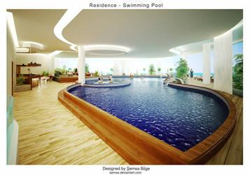R2-Swimming Pool by Semsa