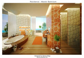 R2-Master Bathroom 1-V2 by Semsa