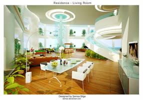 R2-Living Room 2-1 by Semsa