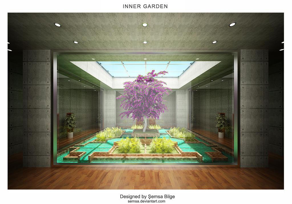 Inner Garden By Semsa ...