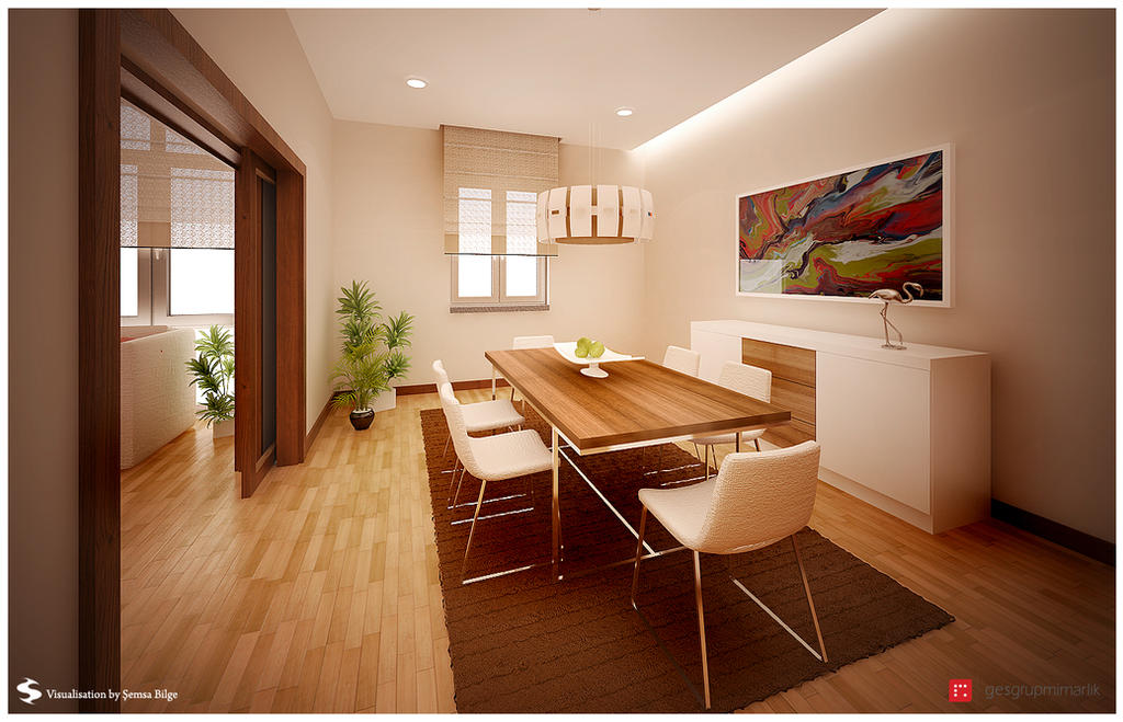 B.T.-Dining Room