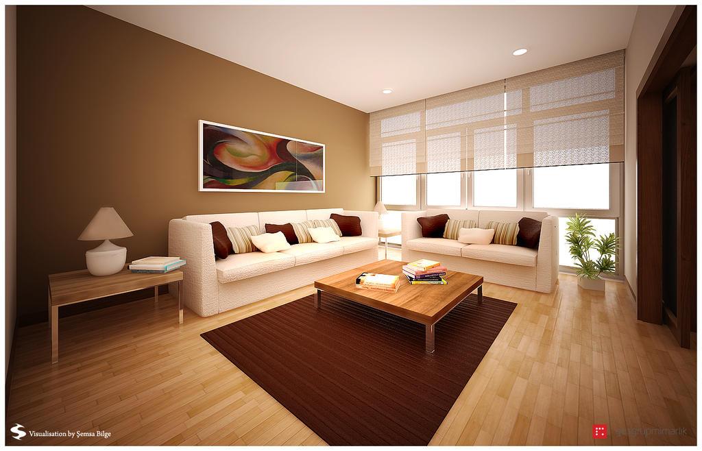 B.T-Living Room 1 by Semsa