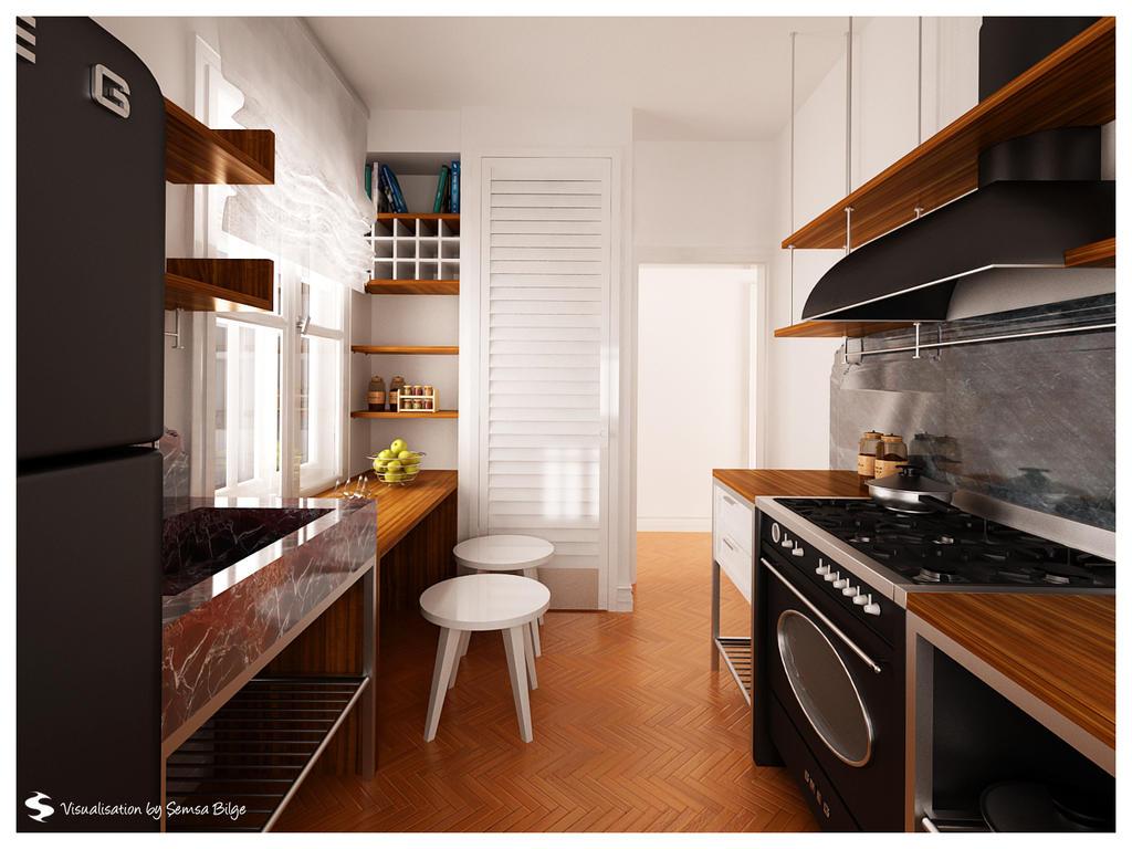 B.K. - Kitchen by Semsa