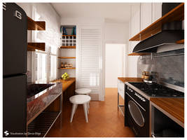 B.K. - Kitchen by Semsa