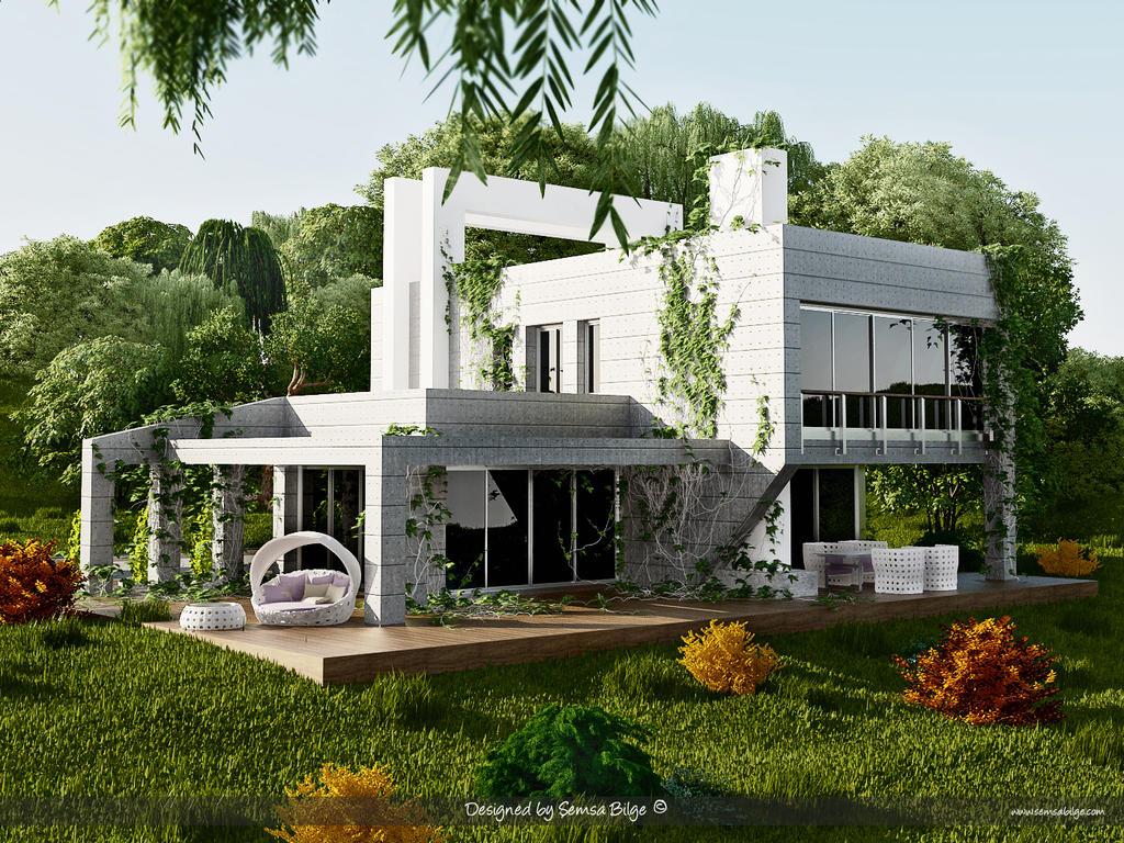Villa T V1-1 by Semsa