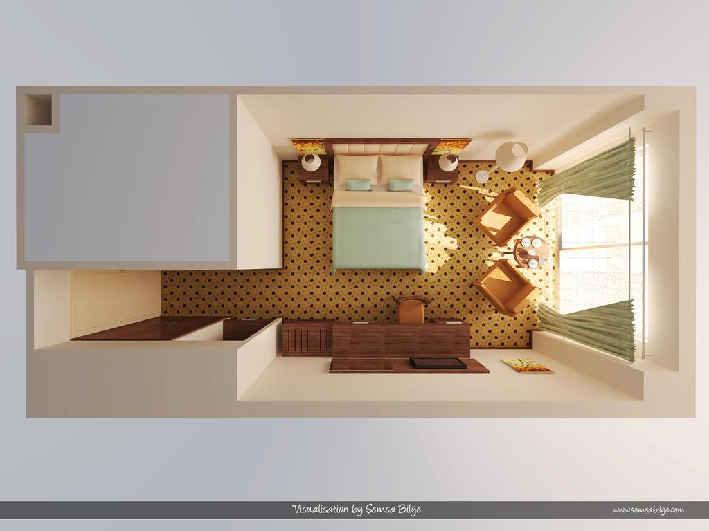Otel master bedroom plan by semsa on deviantart for Plan your bedroom