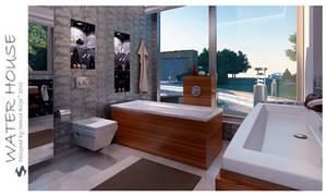 Water House - Bathroom 1