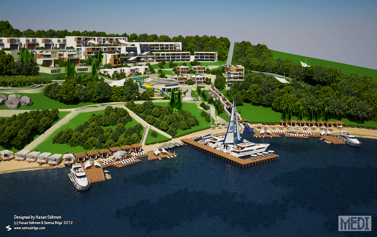 Bodrum H.Y.Otel Application 001 by Semsa