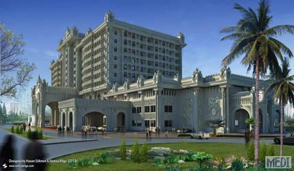 Azizi Hotel 02 by Semsa