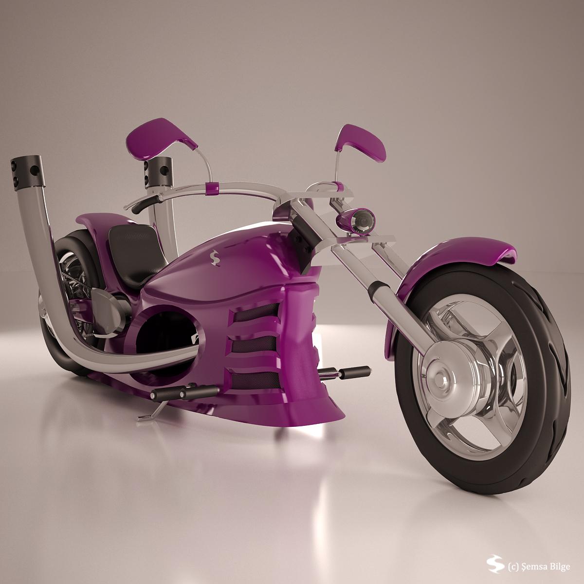 Chopper 01-04 by Semsa