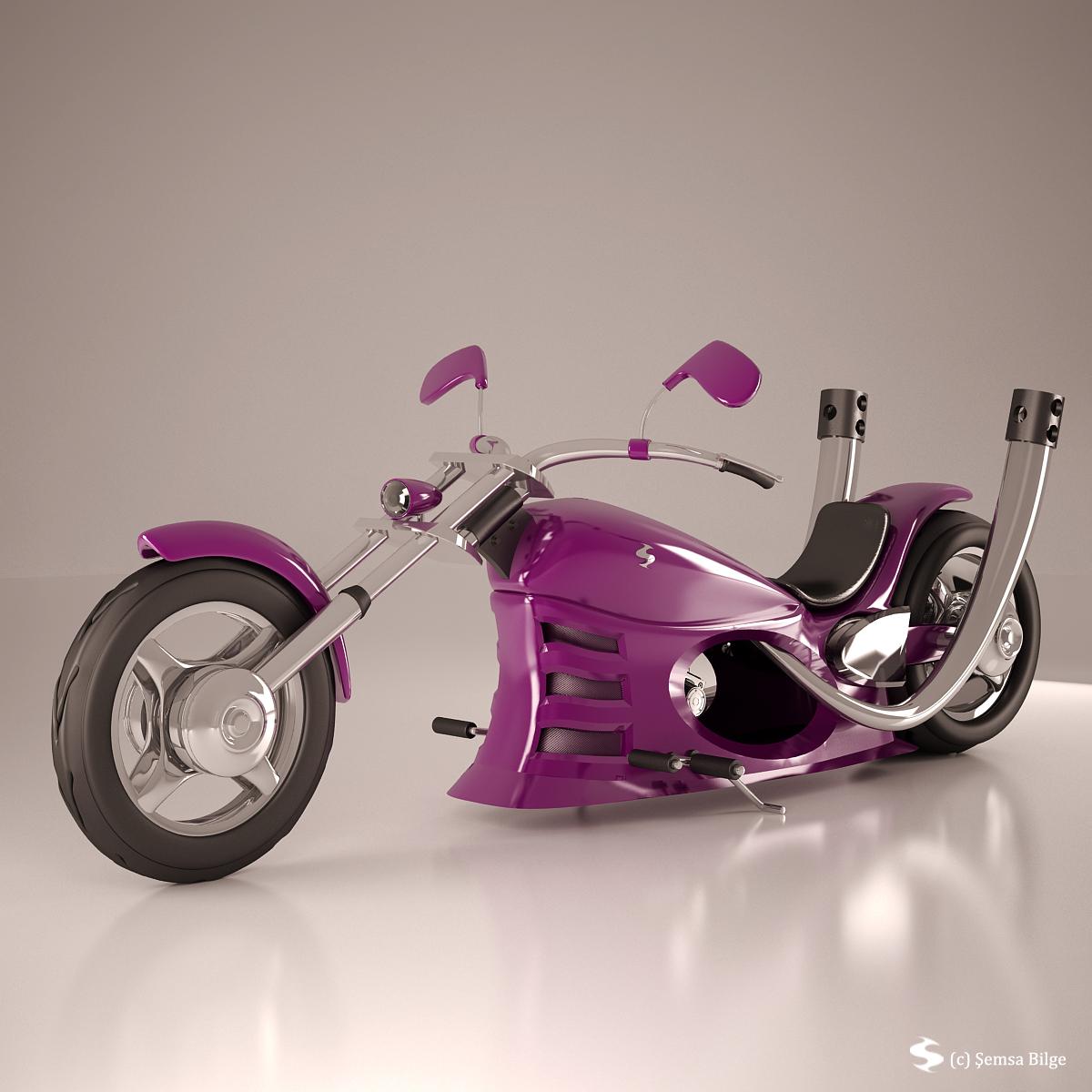 Chopper 01-01 by Semsa