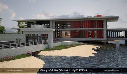 Villa 03 (Lakeside) V3 R007 by Semsa