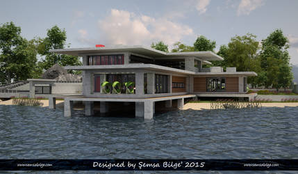 Villa 03 (Lakeside) V3 R001 by Semsa