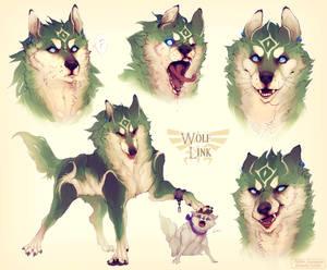 Wolf Link Study