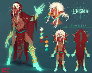 Enigma [reference sheet]