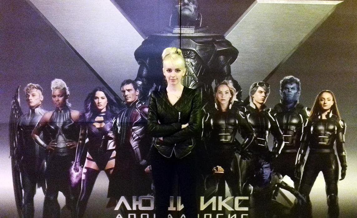 X-Men by karina-atom