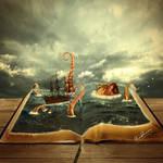 The Kraken by chethmanmo