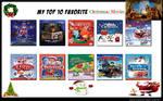 Top 10 Favorite Christmas Movies
