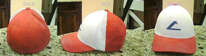 Ash Ketchum Hat by Kamyo-chan