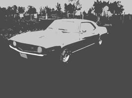 Camaro by vexl