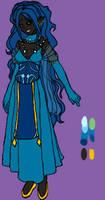 Drowtales OC: Yu'rei Val'Illhar'dro by talentualEmbrace
