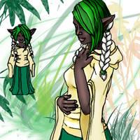 Nal'sarkoth by talentualEmbrace