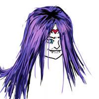 Day 7: purple man by talentualEmbrace