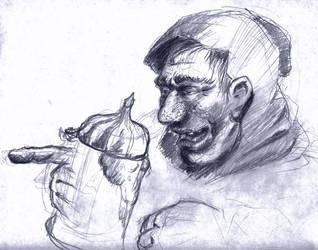 drunk by Swinec
