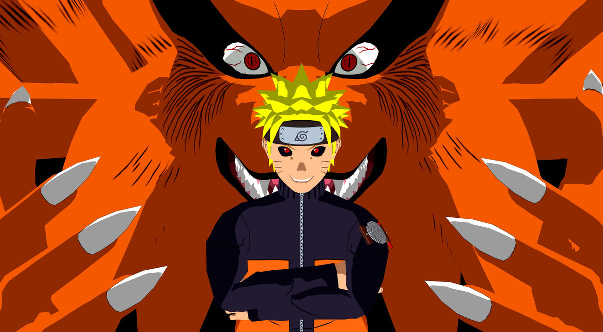 Dark Naruto by blueblazing36