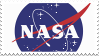 nasa stamp by boxsu