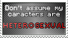 Stamp_Don't assume their heterosexuality