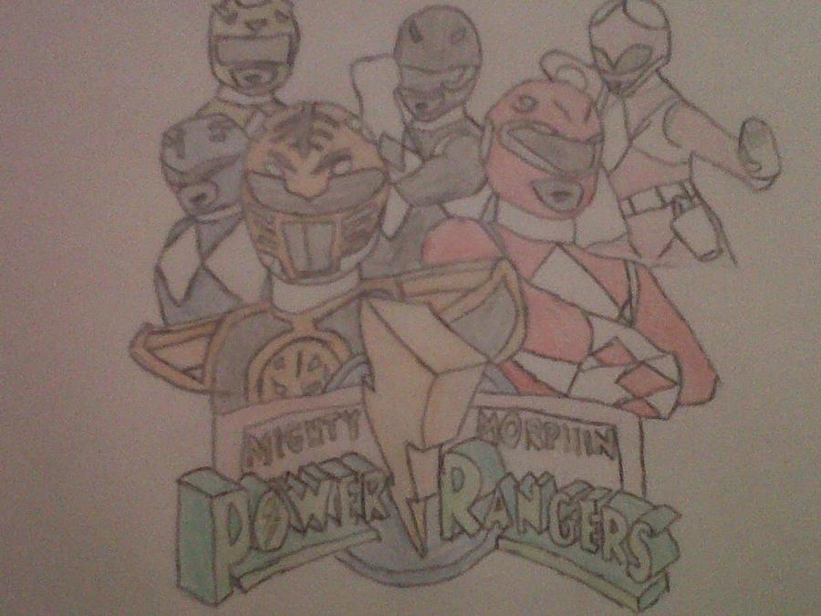 power rangers tattoo design by beney101 on deviantart. Black Bedroom Furniture Sets. Home Design Ideas