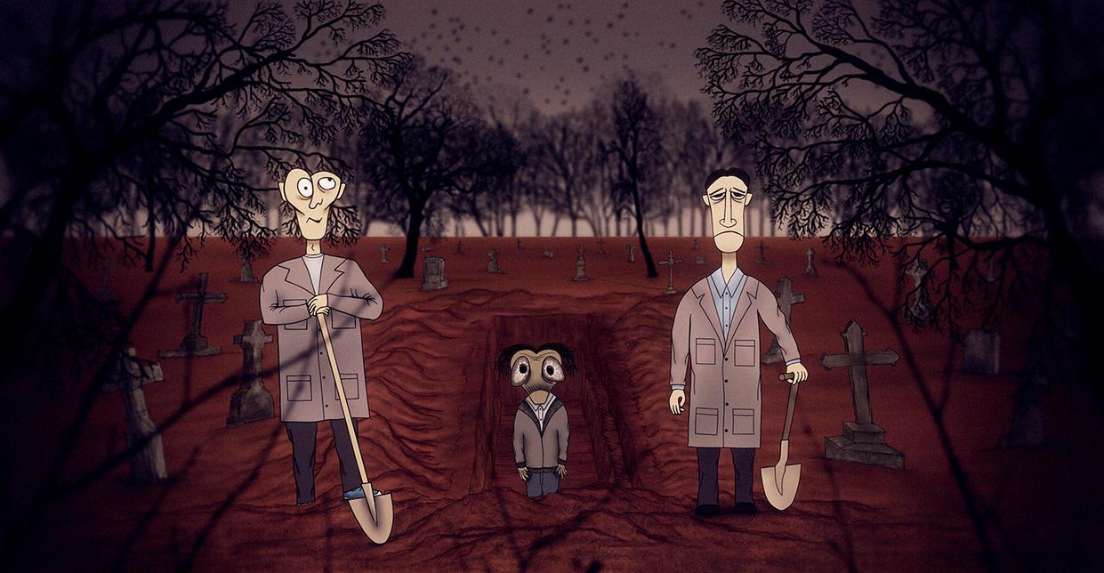 Gravediggers by josgunner