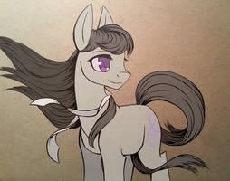 Melody by SparkleMongoose