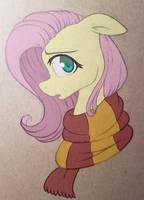 My Little Hogwarts: Brave at Heart by SparkleMongoose