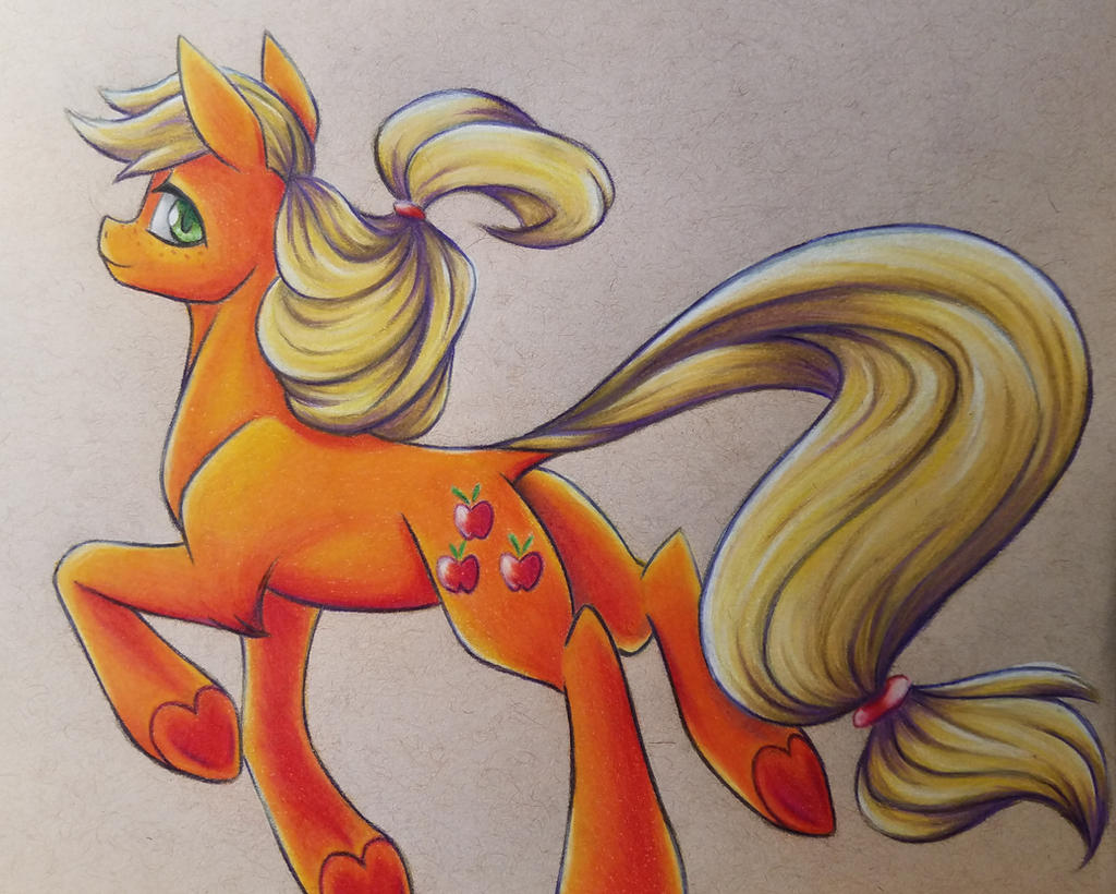 Best Apple Horse for Laura by SparkleMongoose