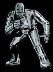 IronMan MKI (Old Armor) by IronManCubeecrafts
