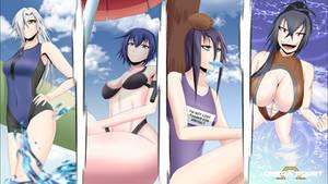 Summer time by KwanUnade