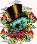 Top Skull