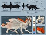 Poetic Dragon Model Sheet